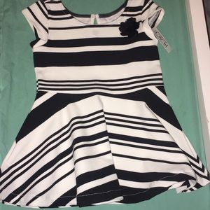 NWT children's place striped dress